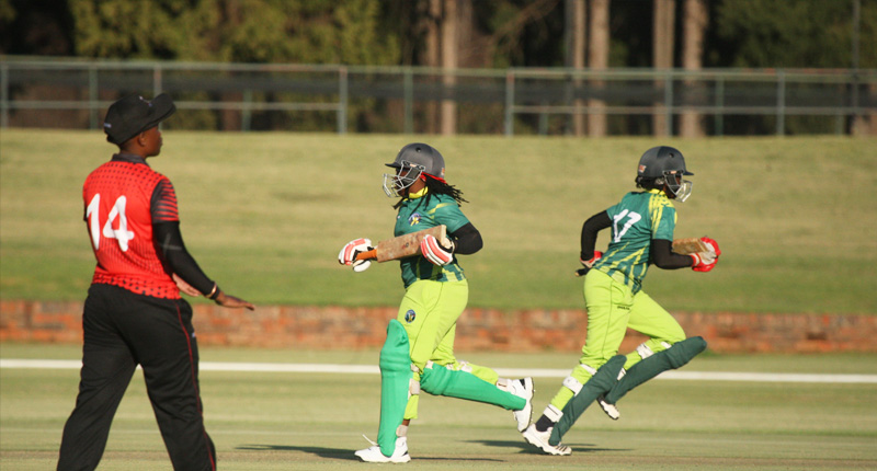 Rhinos, Eagles triumph as Women's T20 Cup roars into life