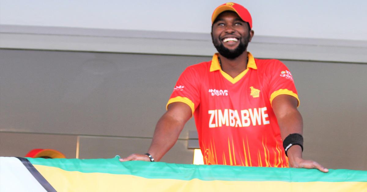 Zimbabwe veteran Chigumbura retires from international cricket