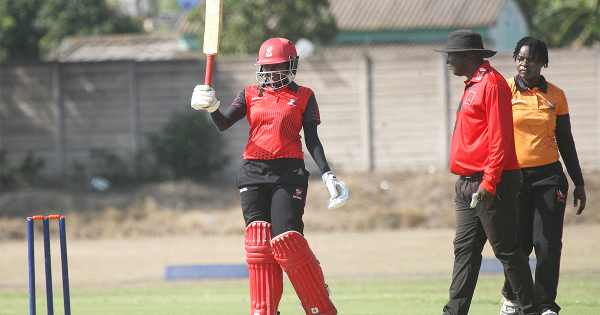 Mountaineers Women book place in Fifty50 Challenge final