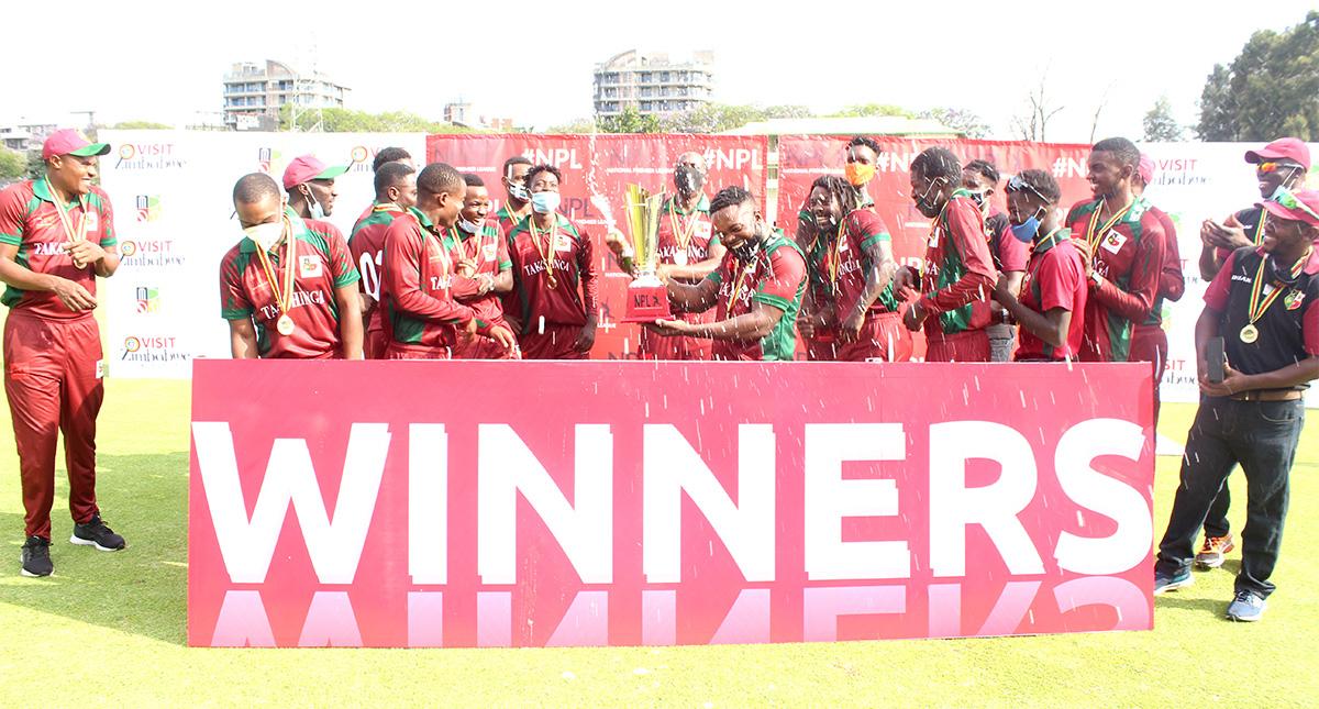 Takashinga officially crowned NPL champions