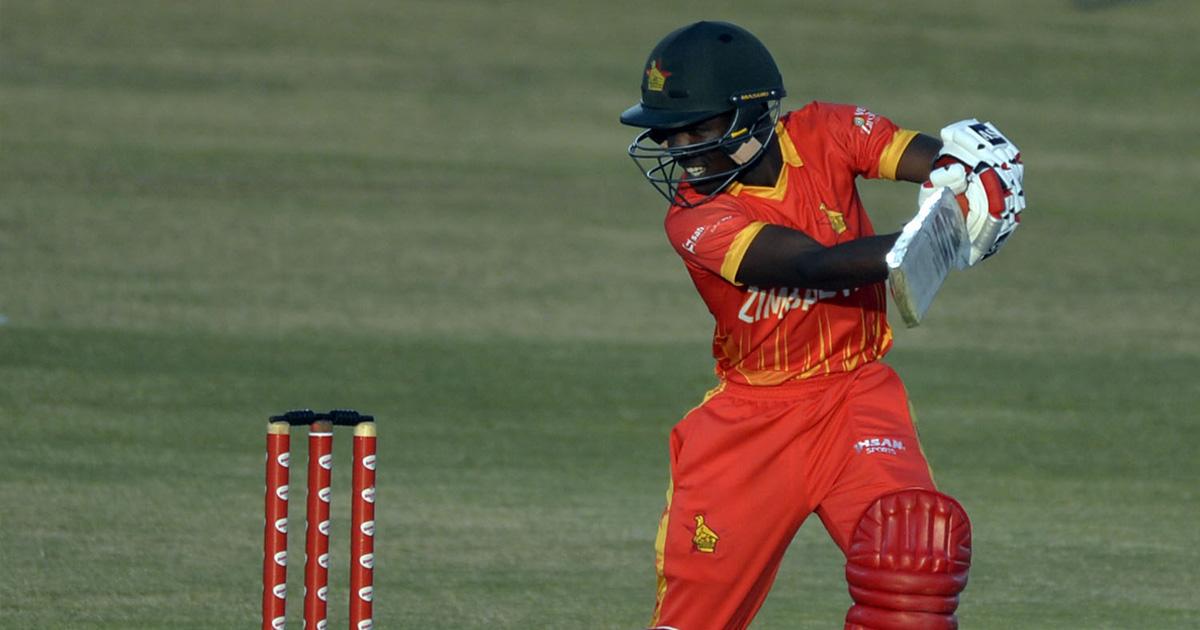 Madhevere blasts unbeaten 70 but Zimbabwe fail to stop Pakistan
