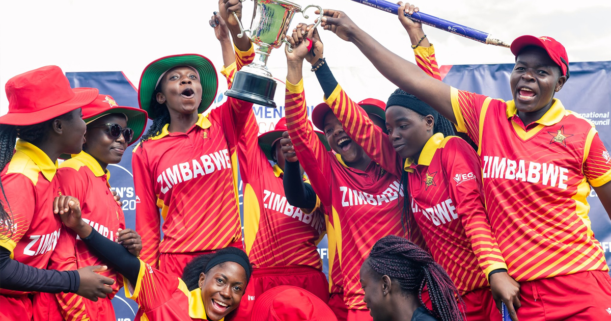 Zimbabwe name squad to face Pakistan in women's series