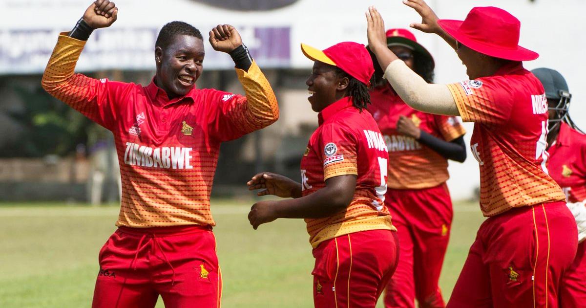 Zimbabwe, Pakistan add another T20I to women's series