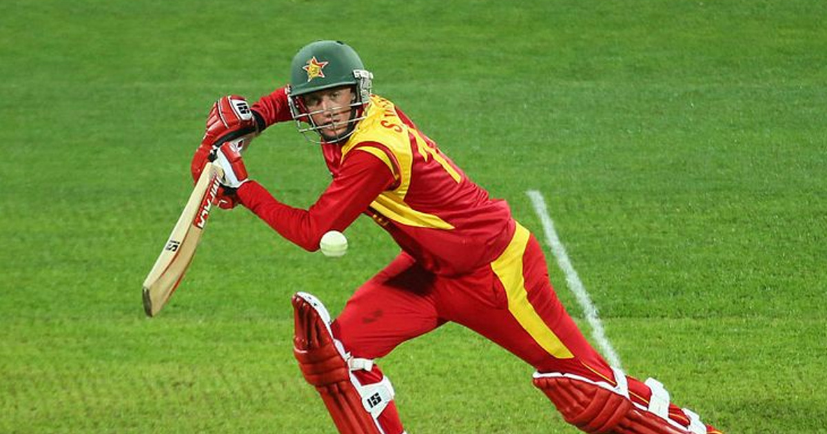 Zimbabwe hold first practice session in Abu Dhabi