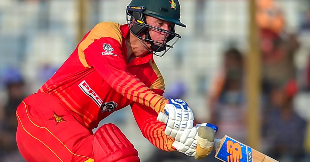Williams oozes confidence as Zimbabwe face Afghanistan in T20Is