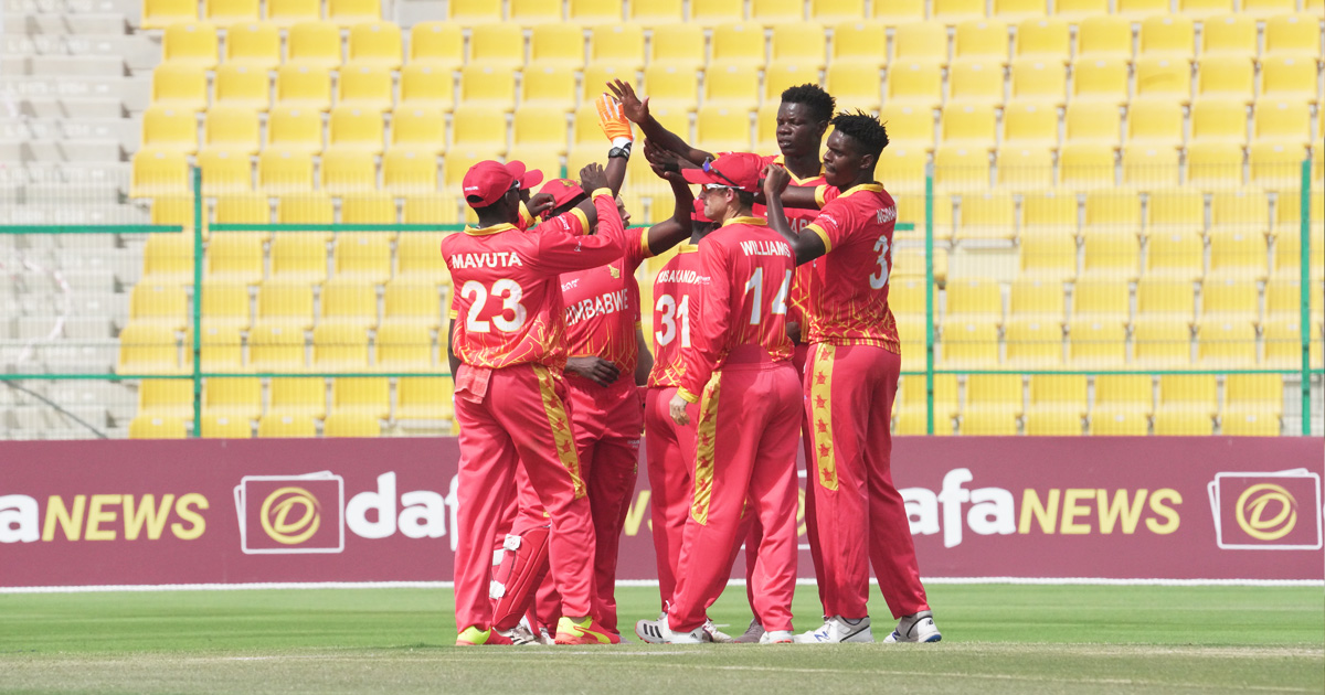 Zimbabwe go down to Afghanistan in first T20I