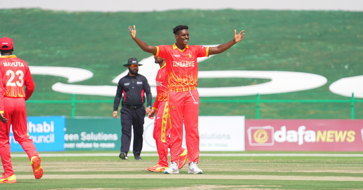 Zimbabwe fall again as Afghanistan seal T20I series win