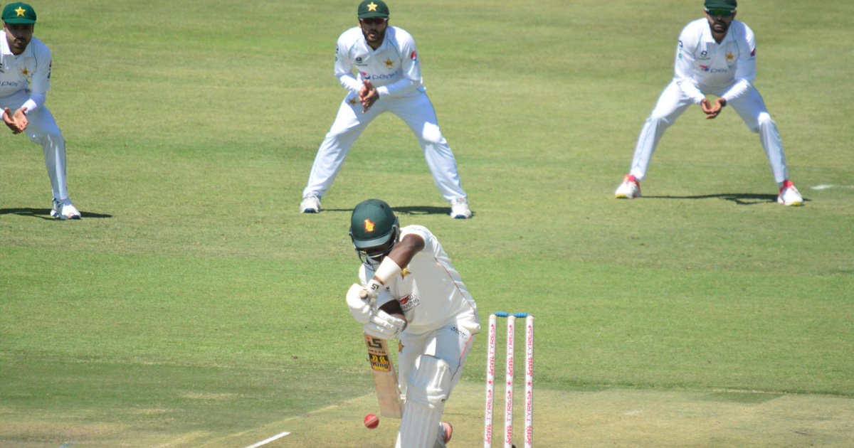 Kaia impresses on Test début but Pakistan dominate first day