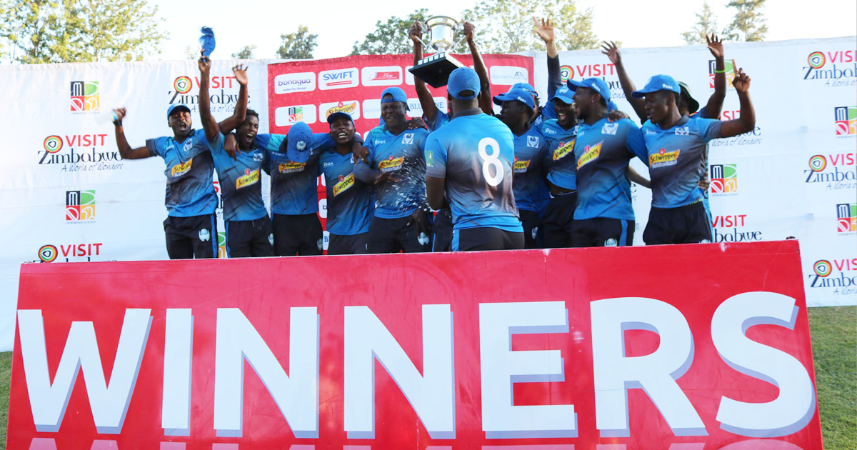 Tuskers crowned T20 champions after walloping Eagles in final