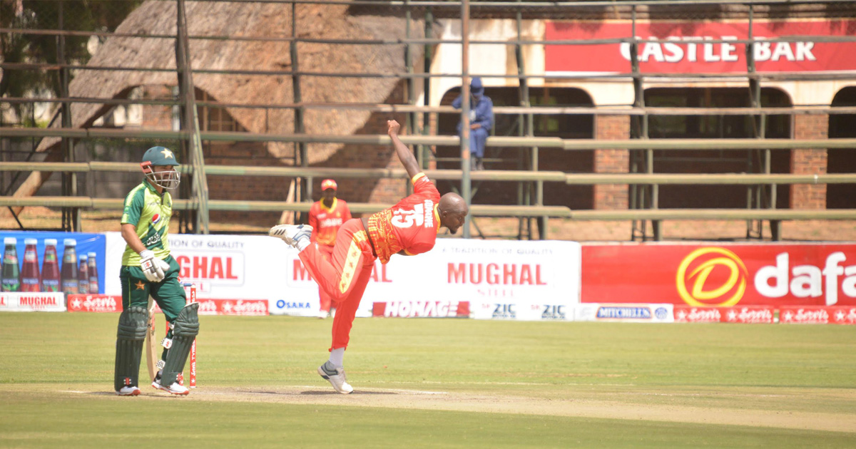 Zimbabwe stun Pakistan to level T20I series