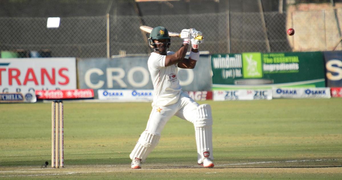 Chakabva wages lone battle to keep rampant Pakistan at bay