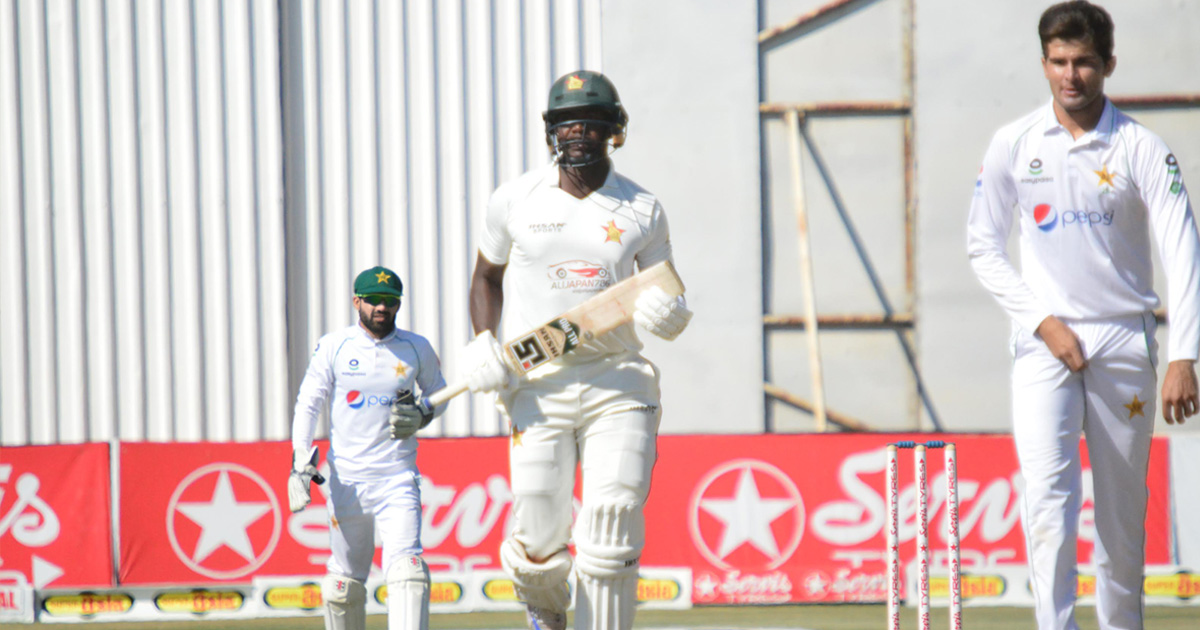 Zimbabwe left to pick up the pieces after Pakistan wrap up series