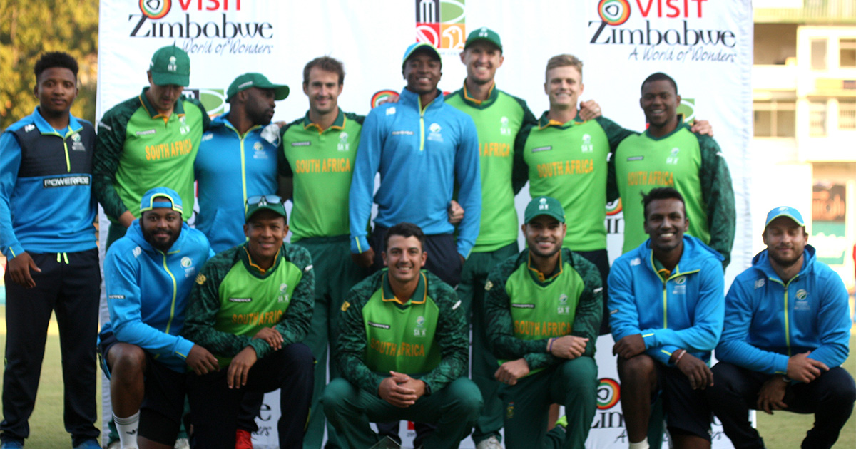 Zimbabwe A fail to fire as South Africa A seal one-day series