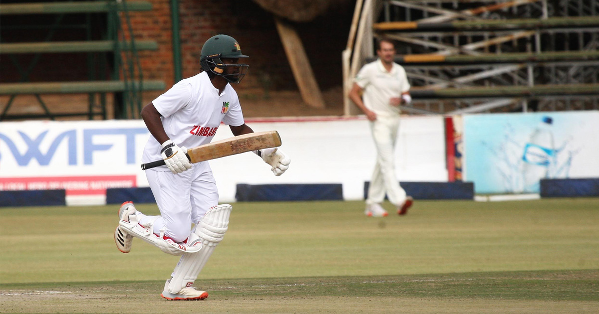 Mutumbami back in form with fifty but SA 'A' dominate day two