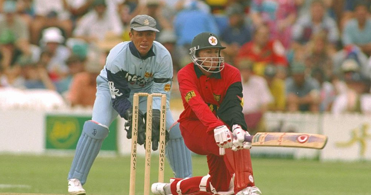 ZC congratulates Andy Flower on Hall of Fame induction
