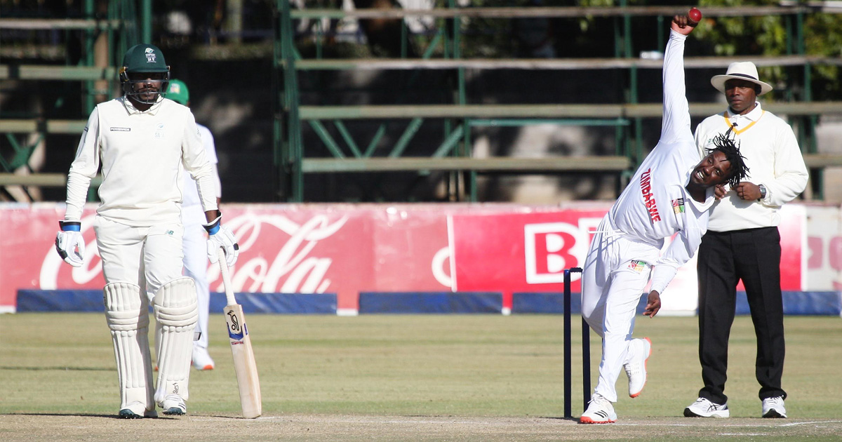 Madhevere claims five-wicket haul as Zimbabwe 'A' bowl out SA 'A'