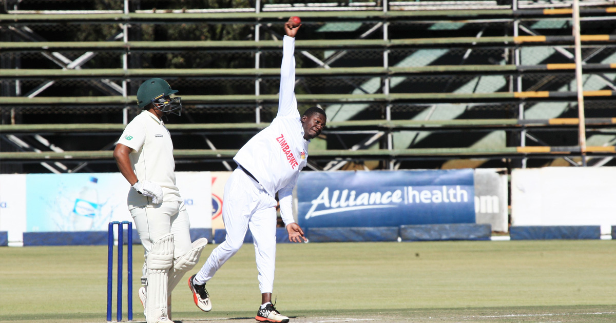 Zimbabwe 'A' have their work cut out after SA 'A' take big lead