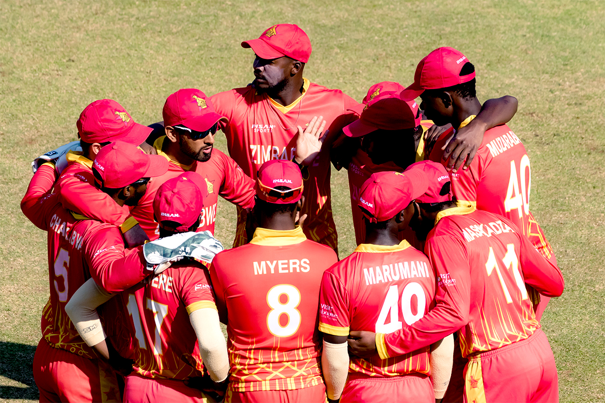 Zimbabwe go down to Bangladesh in first T20I