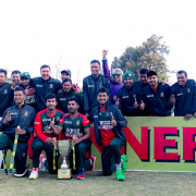 Bangladesh win by five wickets and clinch the series 2-1