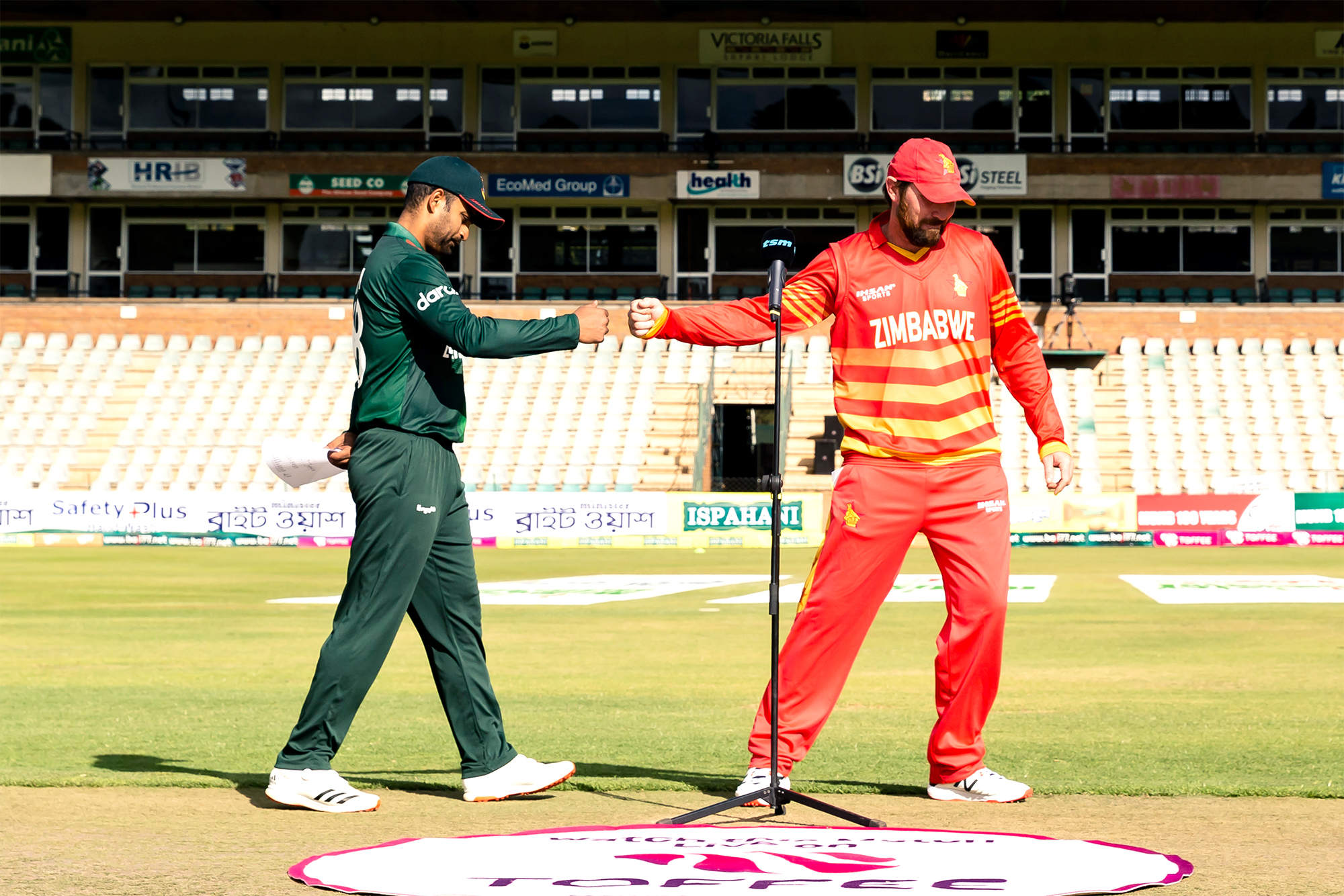 Zimbabwe-Bangladesh T20I series brought forward
