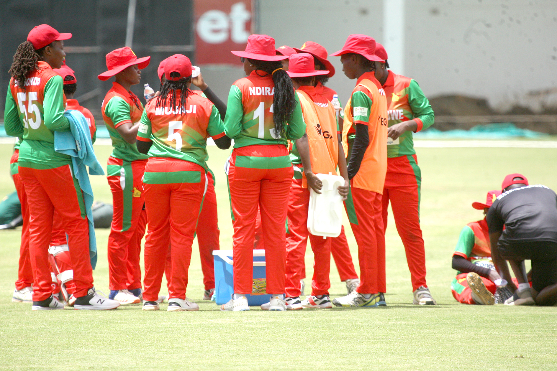 Zimbabwe Women are at almost full strength as they take on Thailand Women