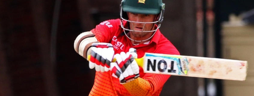 This time round Ervine – who has played 96 ODIs, 26 T20Is and 18 Tests – will be the captain.