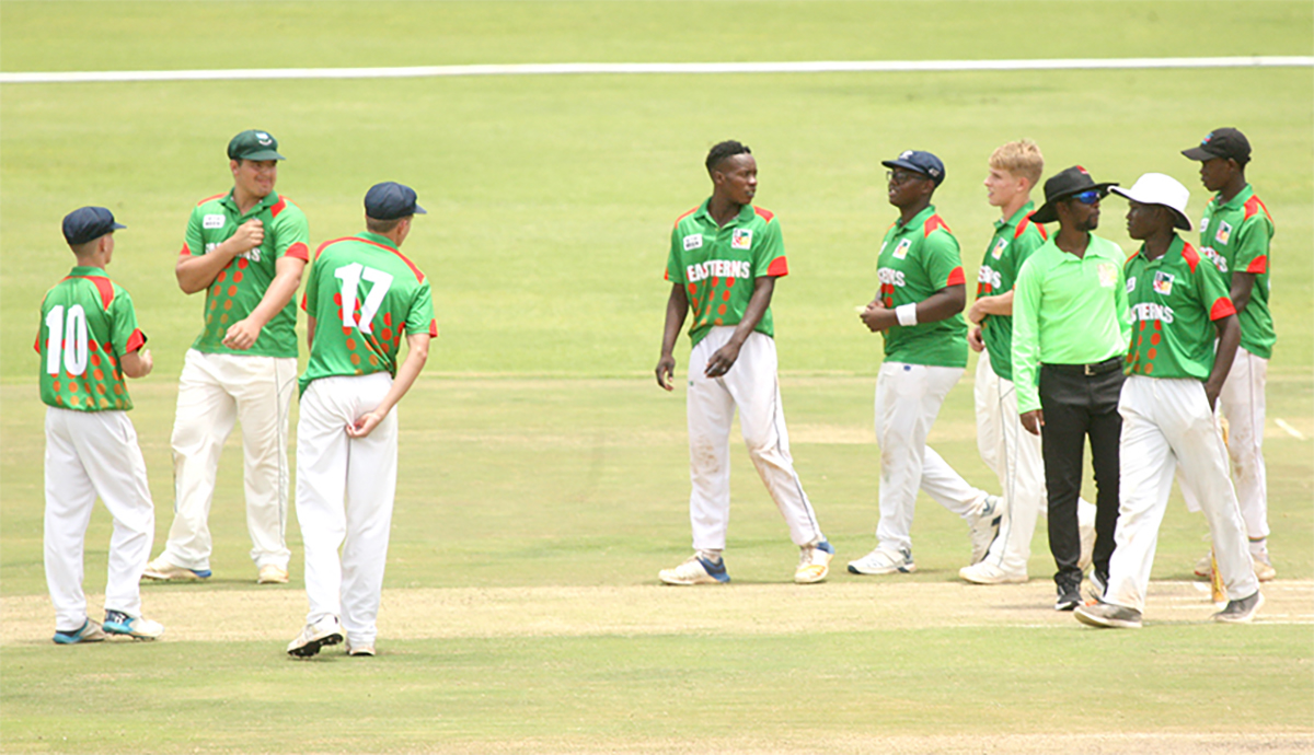 Five Under-19 players have been named in the 15-man Zimbabwe Emerging squad