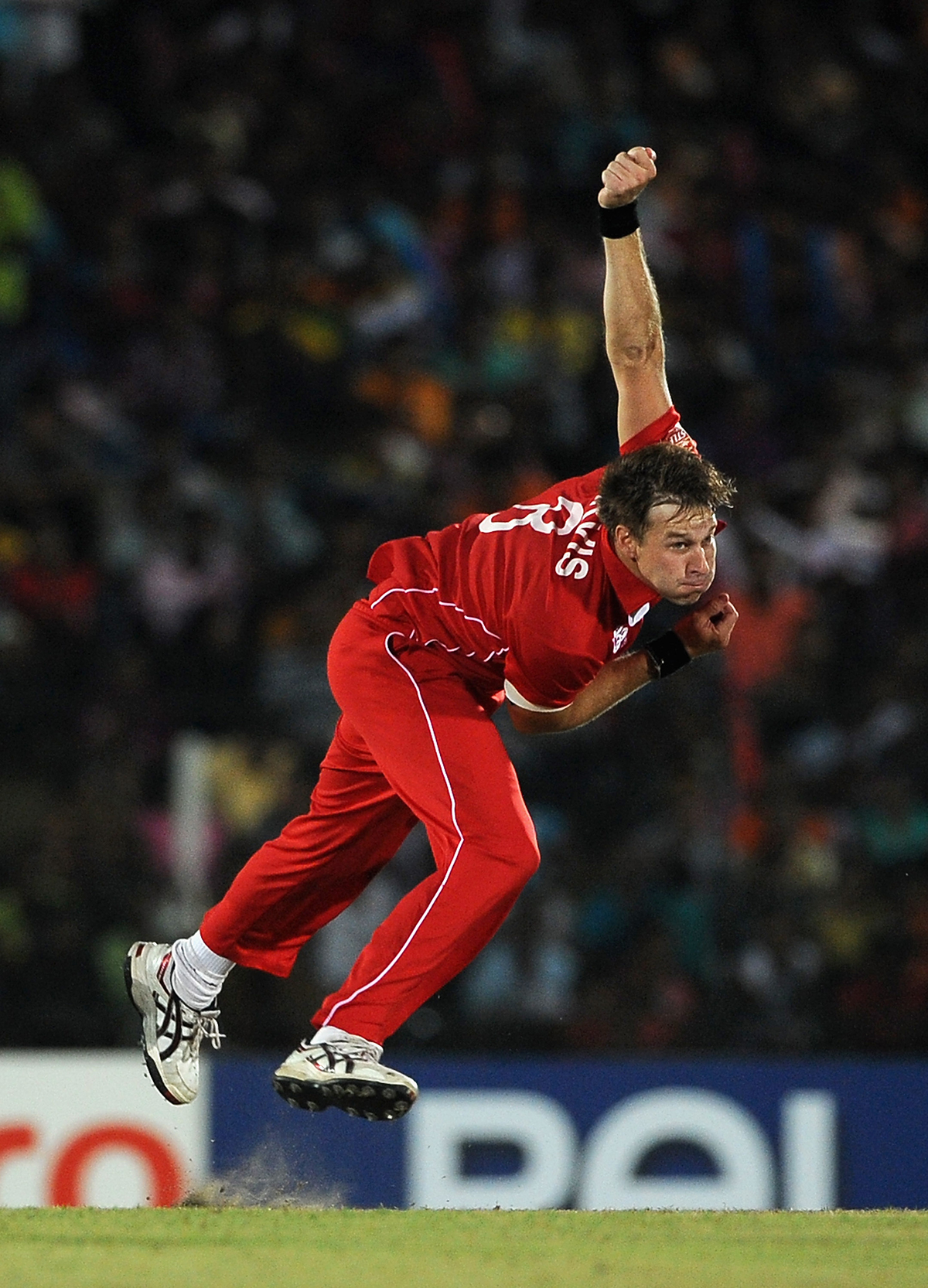Jarvis called time on his cricket career in June this year at the age of 32 after struggling with injury and illness.
