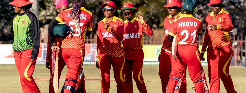The same event will also determine two qualifiers for the next edition of the ICC Women's Championship.