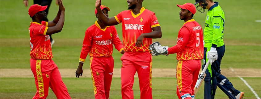 Jongwe and Tiripano finished with three wickets apiece, conceding 29 and 31 runs respectively, while Ngarava again showed his skill as a death bowler as his four overs cost only 14 runs for one wicket.