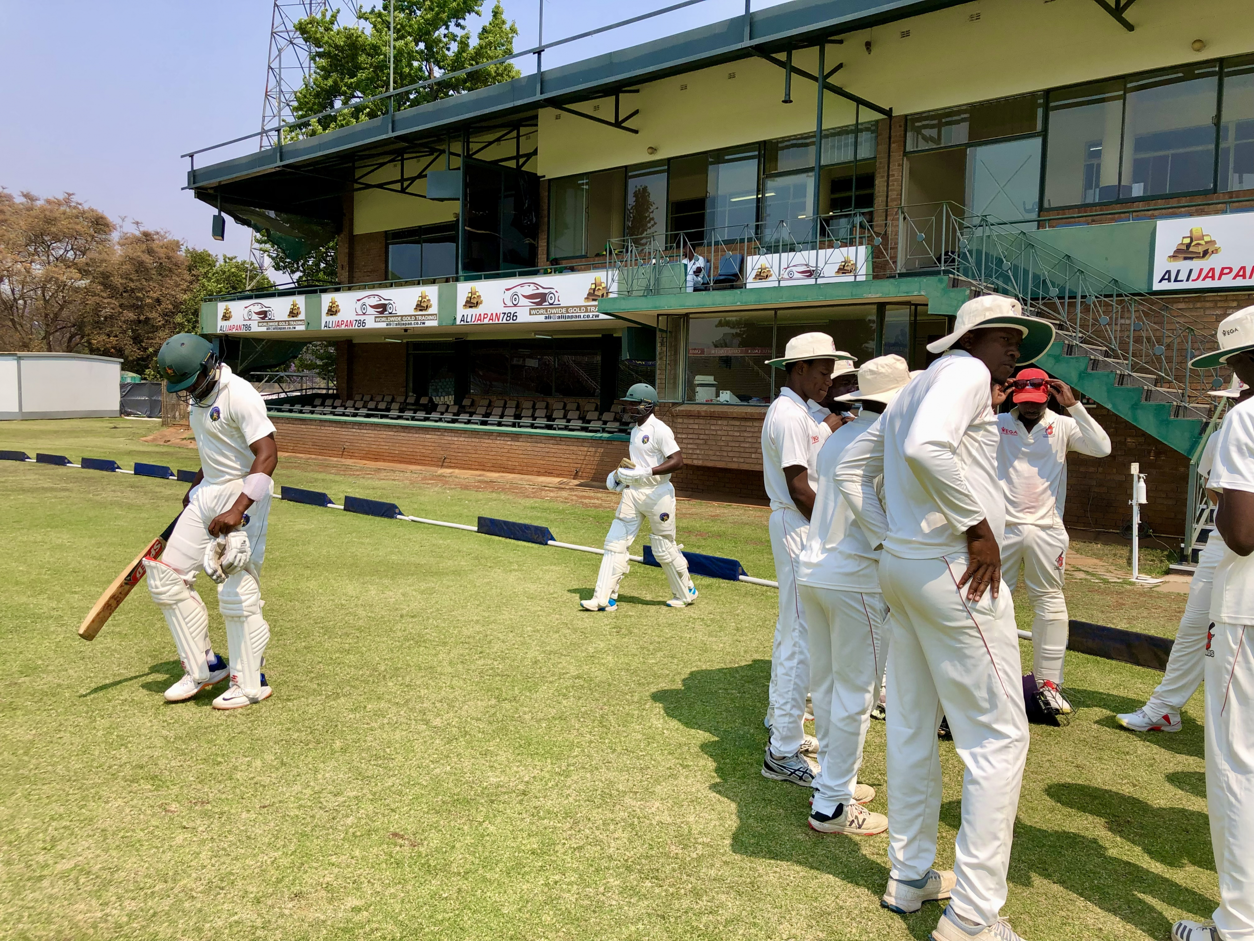Mountaineers began the day on 213 for seven wickets in their second innings, needing their last three wickets to score another 103 runs for an unlikely victory.