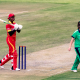 Mary-Anne Musonda finished with 103 not out, scored off 114 balls and containing nine fours