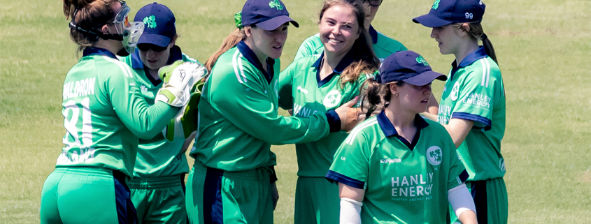 Ireland Women now lead the four-match series by two victories to one, and Zimbabwe Women clearly have much work to do if they are to save the series in the final match on Monday.